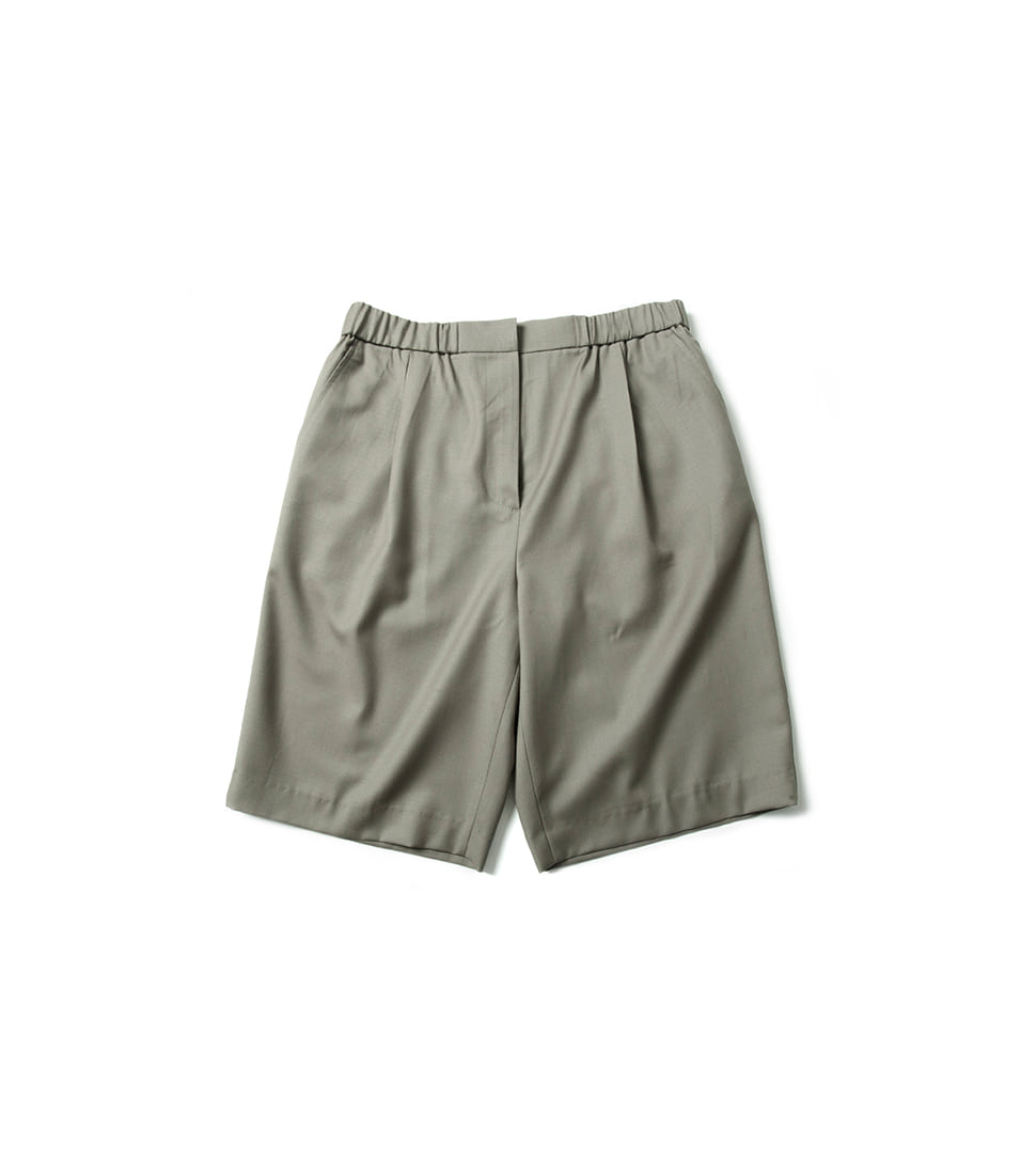Zero Half Pants - Light Olive