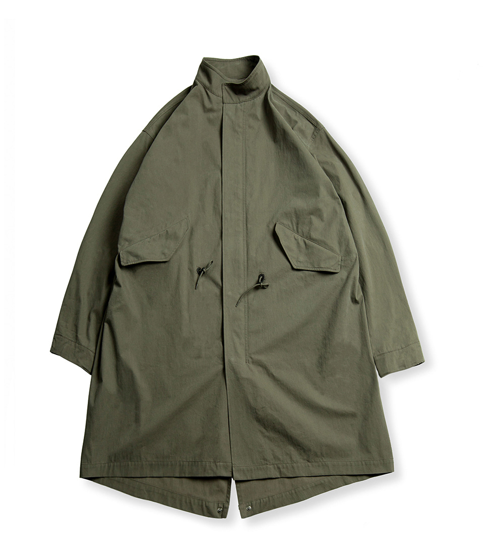 Essential Parka x Taion - Olive