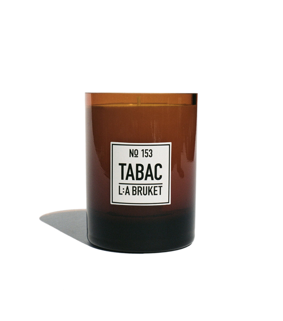 Scented Candles - Tabac