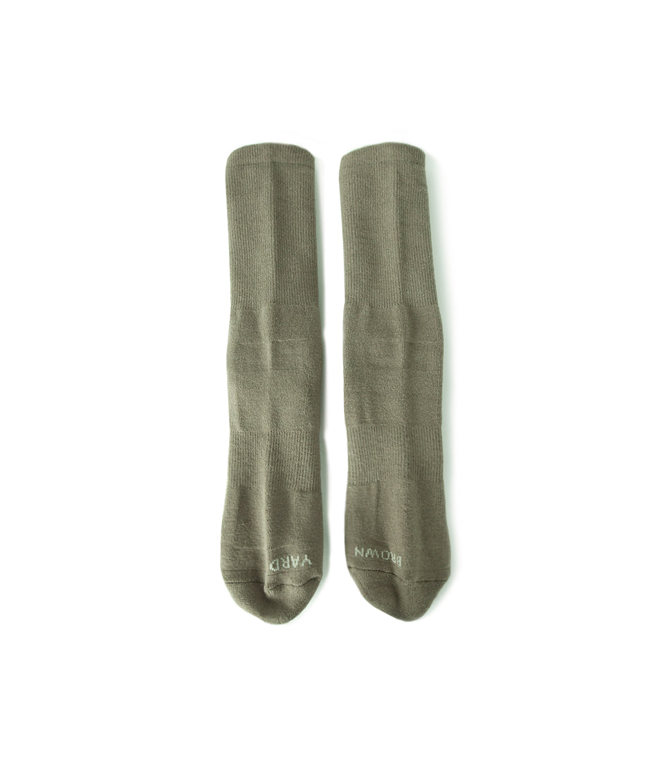 Easy Socks 2pack - Light Olive