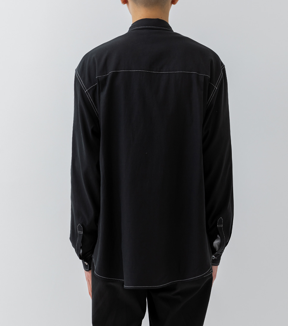 Steady Shirt - Black